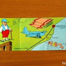 Coleccionismo Cromos antiguos: CICLISMO - Nº 163-164-165 - ETAPA - VUELTA CICLISTA A ESPAÑA 1957 - EDITORIAL FHER - NUNCA PEGADO. Lote 256024795