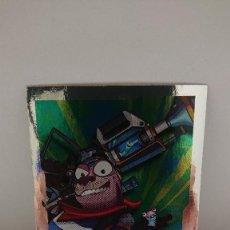 Coleccionismo Cromos antiguos: SLUGTERRA CROMO Nº 25 PANINI AÑO 2012 NUNCA PEGADO. Lote 256084490