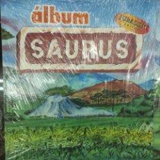 Coleccionismo Cromos antiguos: ÁLBUM SAURUS. Lote 257306365