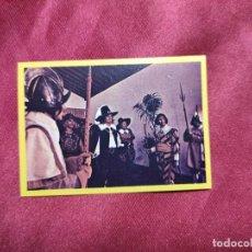 Coleccionismo Cromos antiguos: EL CORSARIO NEGRO. CROMO Nº 63. PANRICO. 1977. NUEVO. NUNCA PEGADO. Lote 257480990