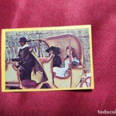 Coleccionismo Cromos antiguos: EL CORSARIO NEGRO. CROMO Nº 63. PANRICO. 1977. NUEVO. NUNCA PEGADO. Lote 257481070