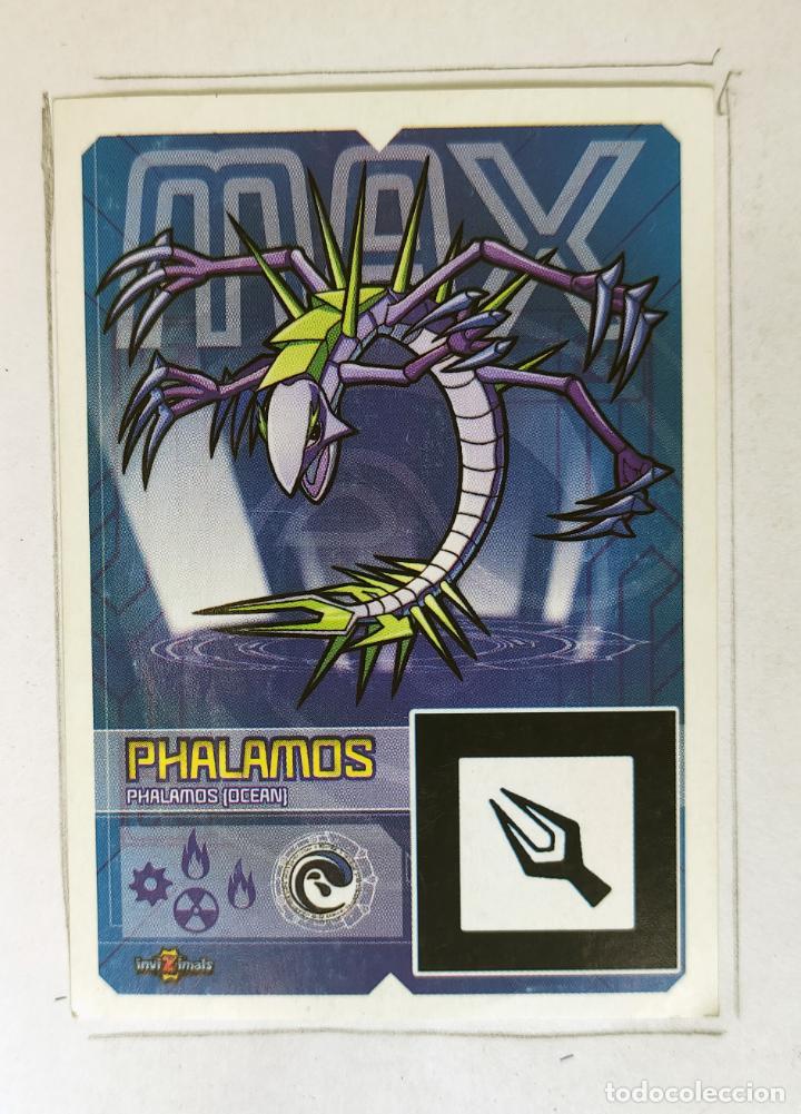 CROMO Nº 91 , INVIZIMALS PANINI 2011 (Coleccionismo - Cromos y Álbumes - Cromos Antiguos)