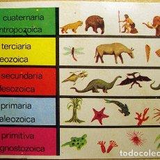 Coleccionismo Cromos antiguos: CROMO ALBUM CROMHISTORIA DE MAGA NUMERO 3 (RECUPERADO). Lote 261797525