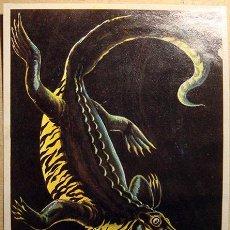 Coleccionismo Cromos antiguos: CROMO ALBUM CROMHISTORIA DE MAGA NUMERO 11 (RECUPERADO). Lote 261797715