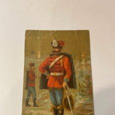 Coleccionismo Cromos antiguos: PROGRAMA AÑO 1887 / SOCIEDAD DE SAN ANTONIO (T1). Lote 262392600