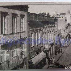 Coleccionismo Cromos antiguos: CROMO Nº 68. FÁBRICA DE CIGARRILLOS SALÓN VARIEDADES. LAS PALMAS GC. FOTO BONNET. Lote 263000230
