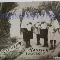 Coleccionismo Cromos antiguos: CROMO Nº 74. FÁBRICA DE CIGARRILLOS SALÓN VARIEDADES. LAS PALMAS GC. FOTO BONNET. Lote 263000365
