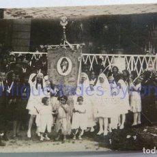 Coleccionismo Cromos antiguos: CROMO Nº 97. FÁBRICA DE CIGARRILLOS SALÓN VARIEDADES. LAS PALMAS GC. FOTO BONNET. Lote 263000685