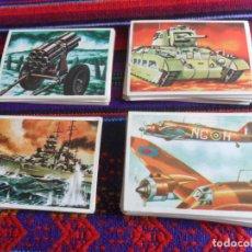 Coleccionismo Cromos antiguos: LOTE 152 CROMO DESPEGADO DIFERENTE ARMAS DE MAGA. 1974. FOTO DE TODOS LOS CROMOS.. Lote 263754635
