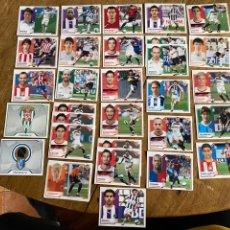 Coleccionismo Cromos antiguos: 30 CROMOS LIGA FUTBOL 2007 / 2008. Lote 267621659