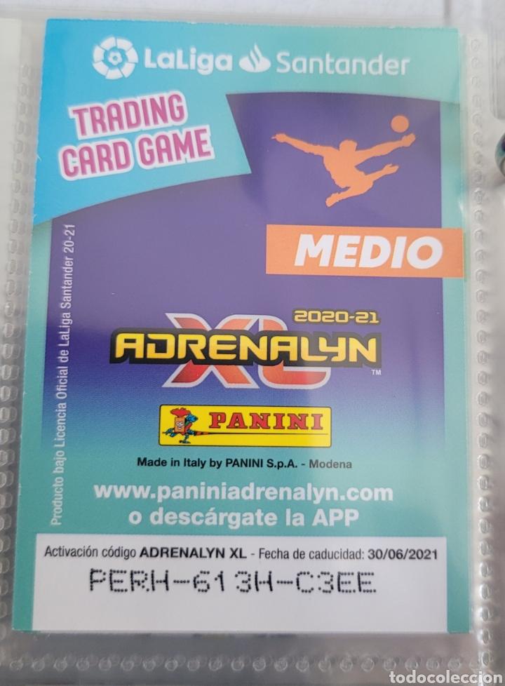 Coleccionismo Cromos antiguos: PEDRI ADRENALYN XL 20-21 - Foto 2 - 268479129