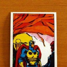 Coleccionismo Cromos antiguos: SUPERHÉROES - Nº 159 - MARVEL 1980 - CHOCOLATES TERRABUSI - NUNCA PEGADO. Lote 268591554