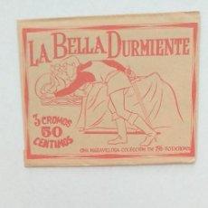 Coleccionismo Cromos antiguos: SOBRE DE CROMOS LA BELLA DURMIENTE(ROLLAN. Lote 268770254