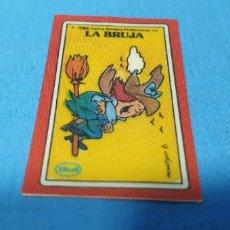 Coleccionismo Cromos antiguos: CROMO LA BRUJA - HANNA BARBERÁ - 1984. Lote 269633048