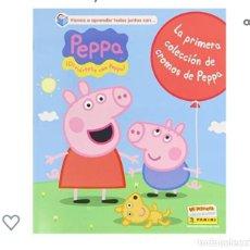Coleccionismo Cromos antiguos: PEPPA PIG LOTE 50 CROMOS. Lote 269985513