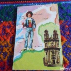Coleccionismo Cromos antiguos: CROMO NUNCA PEGADO VIAJE POR ESPAÑA CON CHOCOLATES EZQUERRA Nº 16 PONTEVEDRA. FHER 1968. MUY RARO.. Lote 270605848