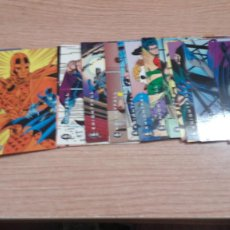 Coleccionismo Cromos antiguos: BATMAN CARD AMERICANO USA 1994 LOTE 20 CARDS. Lote 271701023