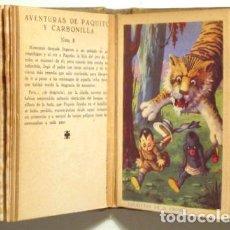 Coleccionismo Cromos antiguos: IBÁÑEZ, J. - AVENTURAS DE PAQUITO Y CARBONILLA (36 CROMOS - COMPLETO). Lote 272937653