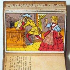 Coleccionismo Cromos antiguos: LOS PRETENDIENTES DE COLOMBINA (24 CROMOS - COMPLETO). Lote 272937868