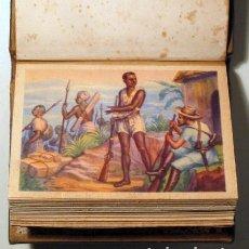 Coleccionismo Cromos antiguos: NOTAS DE UN EXPLORADOR (36 CROMOS - COMPLETO) - BARCELONA S.F.. Lote 272937878
