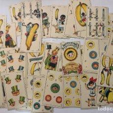 Coleccionismo Cromos antiguos: CHOCOLATES LA PERLA DE LEVANTE. Lote 277168308