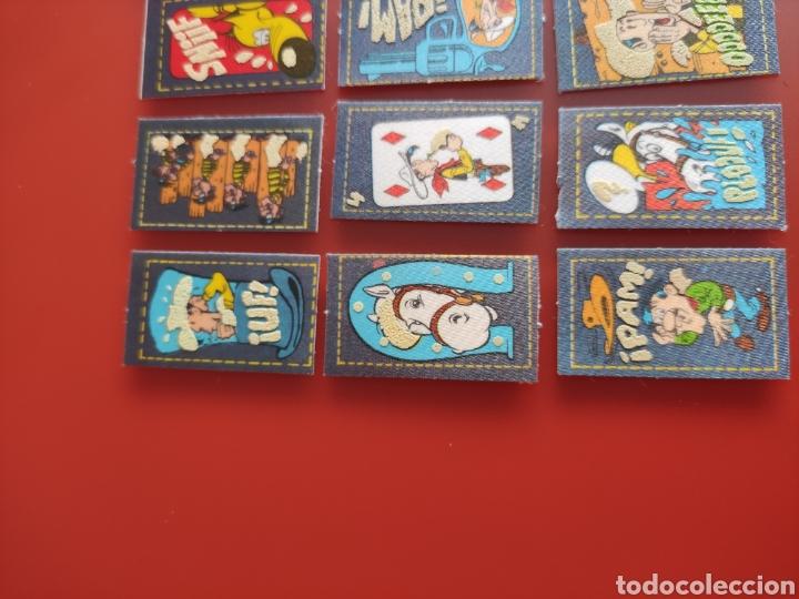 Coleccionismo Cromos antiguos: SERIE COMPLETA DE CROMOS LUCKY LUKE MATUTANO, AÑOS 80. TIPO DUNKIN, ORTIZ, CROPAN ,ETC - Foto 5 - 277650353