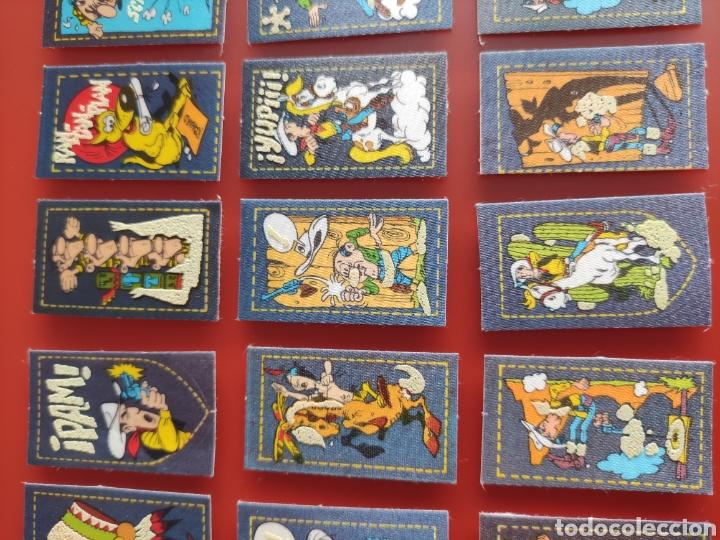 Coleccionismo Cromos antiguos: SERIE COMPLETA DE CROMOS LUCKY LUKE MATUTANO, AÑOS 80. TIPO DUNKIN, ORTIZ, CROPAN ,ETC - Foto 8 - 277650353