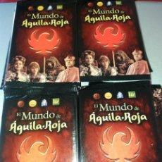 Coleccionismo Cromos antiguos: EL MUNDO DE AGUILA ROJA 2011, 19 SOBRES NUEVOS, PRODUCTO OFICIAL TVE GASTOS ENVIO INCLUIDOS. Lote 280700243