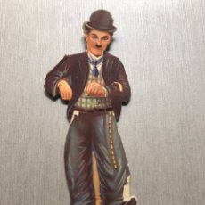 Coleccionismo Cromos antiguos: 1920'S CHARLES CHAPLIN # 7 DIE CUT AMATLLER. Lote 285968033
