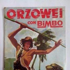 Coleccionismo Cromos antiguos: PEDIDO. ORZOWEI. EL PORQUÉ DE LAS COSAS 3. BIMBO.. Lote 287958808