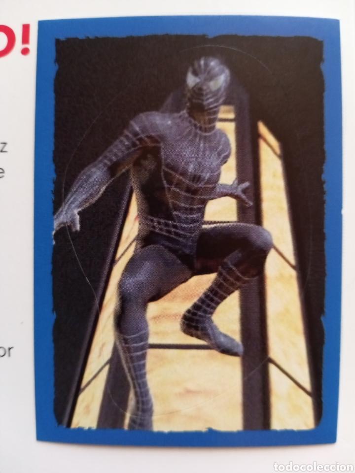 CROMO SPIDERMAN 3 N° 81 (Coleccionismo - Cromos y Álbumes - Cromos Antiguos)