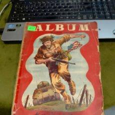 Coleccionismo Cromos antiguos: ALBUM HAZAÑAS BELICAS REF-9876. Lote 288670593