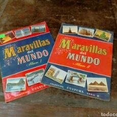 Coleccionismo Cromos antiguos: CROMOS LAS MARAVILLAS DEL MUNDO REF-3301. Lote 288673243