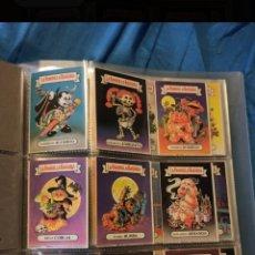 Coleccionismo Cromos antiguos: LA PANDILLA BASURA SUPERPOP SUPER POP COMPLETA!!!!!. Lote 290144138
