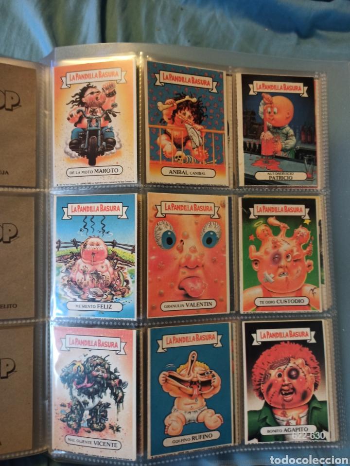 Coleccionismo Cromos antiguos: La pandilla basura superpop super pop completa!!!!! - Foto 10 - 290144138