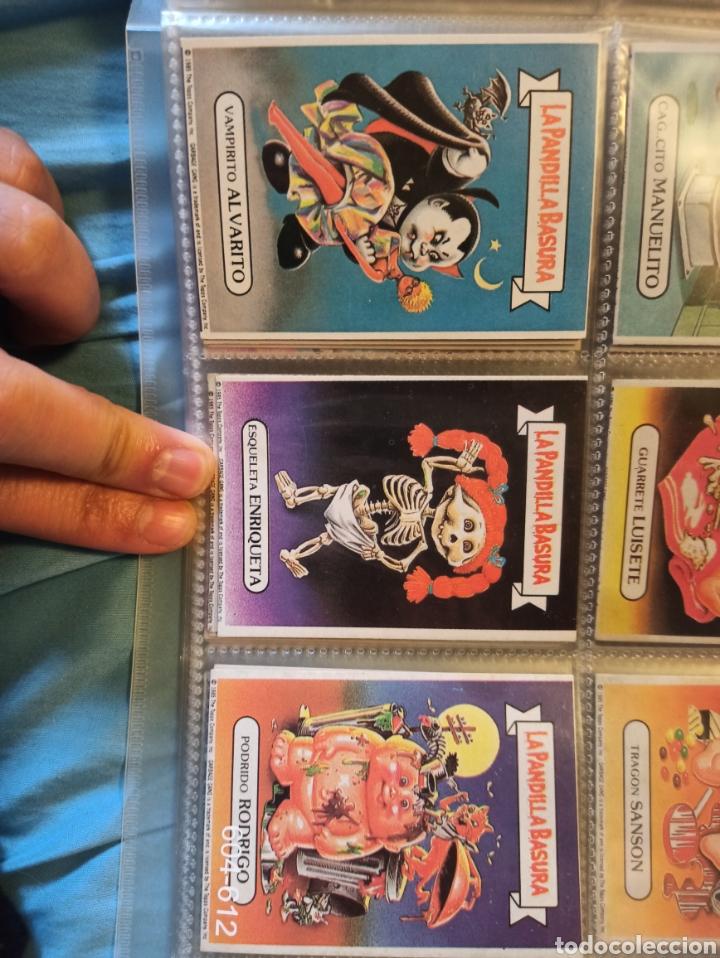 Coleccionismo Cromos antiguos: La pandilla basura superpop super pop completa!!!!! - Foto 12 - 290144138
