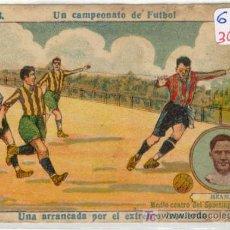 Cromos de Fútbol: (3004-F)CROMO FUTBOL DE MEANA DEL SPORTING DE GIJON AÑOS 20. Lote 3813876