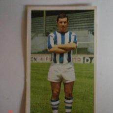 Cromos de Fútbol: EDITORIAL RUIZ ROMERO 1971-1972-ARAMBARRI DEL LA REAL SOCIEDAD-. Lote 4244481