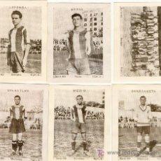 Cromos de Fútbol: (2232-F)CROMOS FUTBOL CLUB DEPORTIVO MADRID CUPON PENINSULAR AÑO 1932 A 10 EUROS LA UNIDAD.. Lote 235413095