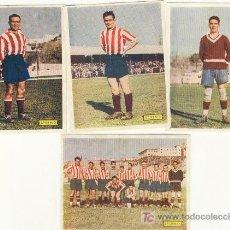 Cromos de Fútbol: (3204-F)CROMOS FUTBOL CUPON PENINSULAR AÑO 1932 AT.MADRID 10 EUROS LA UNIDAD.. Lote 235412280