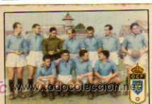 CROMO PRIMER ALBUM GALLINA BLANCA - SERIE 10 Nº 8 - R.C.F. OVIEDO (Coleccionismo Deportivo - Álbumes y Cromos de Deportes - Cromos de Fútbol)