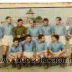 Cromos de Fútbol: CROMO PRIMER ALBUM GALLINA BLANCA - SERIE 10 Nº 8 - R.C.F. OVIEDO. Lote 84212127