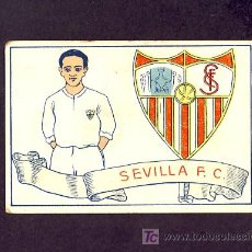 Cromos de Fútbol: CROMO DE FUTBOL: SEVILLA F.C: (CHOCOLATES AMATLLER NUM.10). Lote 5661894