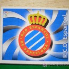 Cromos de Fútbol: CROMO DE ESCUDO // RCD ESPAÑOL // LIGA 2004 - 2005 // EDICIONES ESTE. . Lote 5908382
