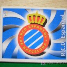 Cromos de Fútbol: CROMO DE ESCUDO // RCD ESPAÑOL // LIGA 2004 - 2005 // EDICIONES ESTE. . Lote 5908385