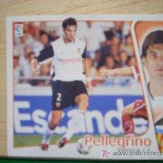 Cromos de Fútbol: CROMO DE PELLEGRINI // VALENCIA CF // LIGA 2004 - 2005 // EDICIONES ESTE. . Lote 5908966