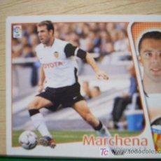 Cromos de Fútbol: CROMO DE MARCHENA // VALENCIA CF // LIGA 2004 - 2005 // EDICIONES ESTE. . Lote 5908975