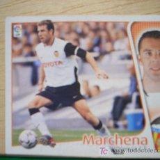 Cromos de Fútbol: CROMO DE MARCHENA // VALENCIA CF // LIGA 2004 - 2005 // EDICIONES ESTE. . Lote 5908979