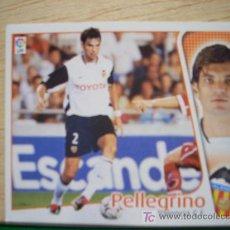 Cromos de Fútbol: CROMO DE PELLEGRINO // VALENCIA CF // LIGA 2004 - 2005 // EDICIONES ESTE. . Lote 5909050
