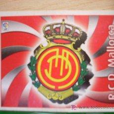 Cromos de Fútbol: CROMO DE ESCUDO // RCD MALLORCA // LIGA 2004 - 2005 // EDICIONES ESTE. . Lote 5910396